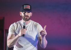 https://flic.kr/p/PWSVh6 | 161207-D-PB383-058 | Scarlett Johansson and Chris Evans perform for service members during the USO Holiday Tour at Al-Udeid Air Base, Qatar, Dec. 6, 2016. Marine Gen. Joseph F. Dunford, Jr., chairman of the Joint Chiefs of Staff, along with USO entertainers, visited service members who are deployed from home during the holidays at various locations across the globe.  This year's entertainers included actors Chris Evans, actress Scarlett Johansson, NBA Legend Ray…
