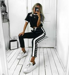 Read These Useful Fashion Tips – Designer Fashion Tips Cute Sporty Outfits, Sport Outfits, Casual Outfits, Sexy Outfits, Look Fashion, 90s Fashion, Fashion Outfits, Fashion Tips, Fashion Women