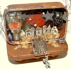 175 Best Altered Altoid Tins Images Altered Art Altered