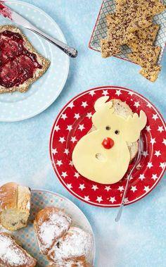 PLUS Supermarkt - Figuurkaas rendier. Bekijk de rest van ons kerstassortiment in ons kerstmagazine
