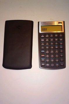 HP 10BII+ Calculator  Financial - NW239AA#ABA   #HP
