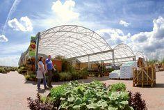 Trellis, Canopy, Fair Grounds, Garden Centre, Park, Building, Projects, Retail, Travel