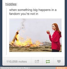 As the Supernatural and Sherlock fandom go crazy. There's more but those are the main ones.<<<<um....Doctor who too!