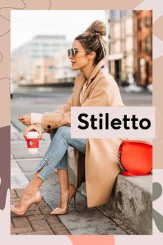 Los 3 Stilettos que necesitas en tu armario #TiZKKAmoda #stiletto #zapatos #tacones #look #nude #lentes Nude Outfits, Stilettos, Denim, Formal, Style, Vestidos, Nude Shoes, Fashion Heels, High Heels