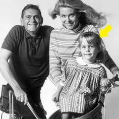 """Erin Murphy played little Tabitha Stephens on the '60s supernatural TV series, """"Bewitched."""""""