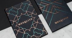 Mosquito Dessert — The Dieline - Branding & Packaging