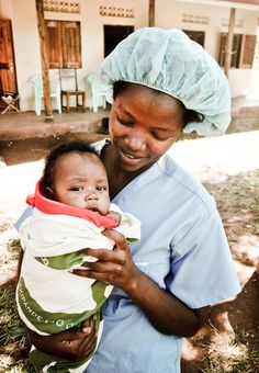 Improving infant and maternal health through holistic, mother centred care