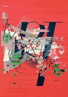 Glitch Art Expression   Sebastian Onufszak graphics