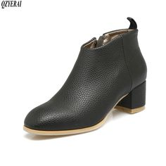 Find More Ankle Boots Information about QZYERAI 2018 new women's short boots fashionable women boots warm women's shoes autumn and winter retro women's shoes size 34 45,High Quality Ankle Boots from Shop GG Store on Aliexpress.com Boots For Short Women, Short Boots, Ladies Party, Western Boots, New Woman, Women's Shoes, Chelsea Boots, Ankle Boots, Booty