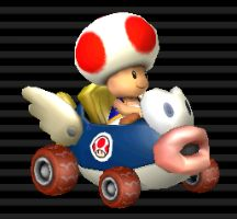 Toad (Light Weight) Cheep Charger