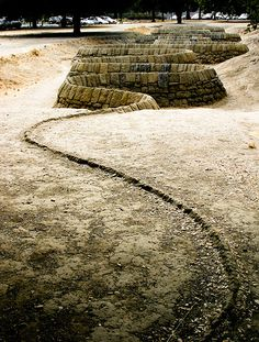 Stone River - Andy Goldsworthy