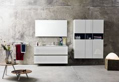 roccia supply this product line: monolite 2.0 - composition al 354 ... - Incanto Arredo Bagno