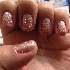 Shellac nails!