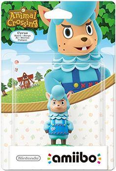Amiibo 'Animal Crossing' -  Serge Nintendo http://www.amazon.fr/dp/B0158WB616/ref=cm_sw_r_pi_dp_ZHFtwb0S5P1X7