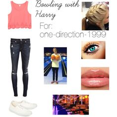 Bowling with Harry
