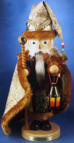 St. Nicholas #indigo #magicalholiday