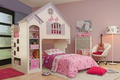 Doll House Bunk Beds For Sale