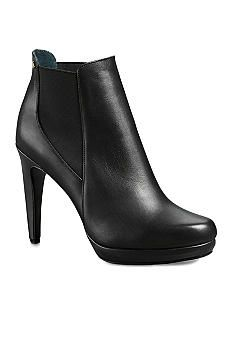 Great bootie for work and parties. You can find these at Belk.