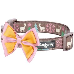 Blueberry Pet 8 Patterns Christmas Holiday Season Dog Collar ** See this great product. (This is an affiliate link and I receive a commission for the sales)