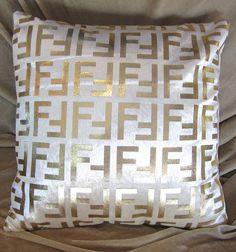Fendi Pillow   The House of Beccaria#