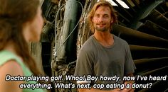 Lost - Sawyer