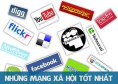 Những mạng xã hội nào cần thiết cho website ?
