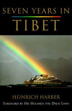 Cover art for Seven Years in Tibet