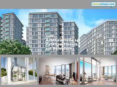 Vorsorgewohnungen Modern, Multi Story Building