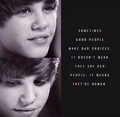 I really wish I could physically be there for Justin,but I can't. So the best I can do is pray for him and show my unending support, I knwo I keep saying this, but I cant say it enough. I'll always be there for him, I have for years. I just hope he learns from his actions. He needs some tough love. And that's what I have, love for him. Unconditional love.