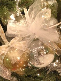 Handmade ornaments 2012