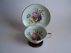 Vintage Royal Grafton Fine Bone China Pink by OurBarefootCottage, $26.55