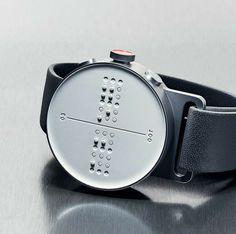 Modern Watches, Stylish Watches, Luxury Watches, Cool Watches, Watches For Men, Unusual Watches, Most Beautiful Watches, Minimalist Design, Industrial Design