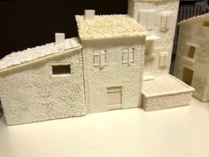 Christmas Nativity, Scale Models, Diorama, Tutorial, Strato, Home Decor, Angel, Houses, Nativity Sets