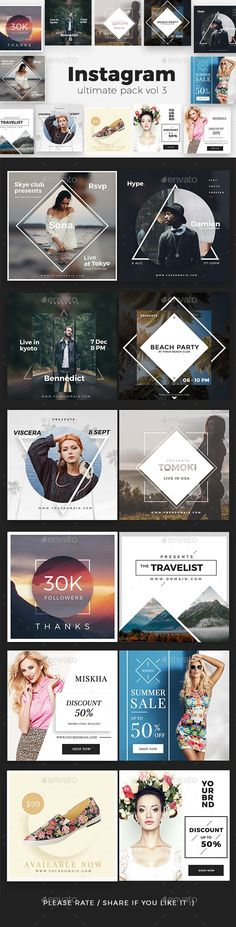 100 Best Social Media Templates Images Social Media Template Social Media Social Media Design
