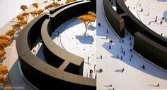 Graduation Tower, Busko, 2pm architects, #PiotrMusialowski, #2pm [WIZUALIZACJE[WIZUALIZACJE] Poland, Opera House, Graduation, Tower, City, Building, Rook, Lathe, Buildings