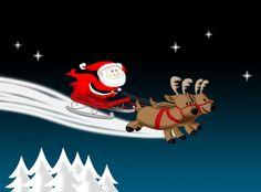 La noche que fui Papa Noel.