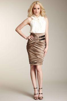 Thomas Wylde  Twisted Sister Skirt