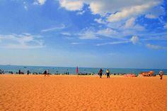 Calangute Beach Goa Travel Experience