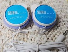 Kpop Shinee Earphone Headphone   SMPOP Miscellaneous: See all 425 items	 $8.99