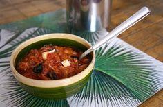mojete o pipirrana.cocina española