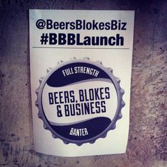 .@beersblokesbiz | It's game on here at the Honey Bar #BBBLaunch