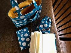 bag in bag: notions: MAME  FUKU  handemade