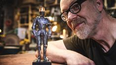 Adam Savage's One Day Builds: Knight Lighter!