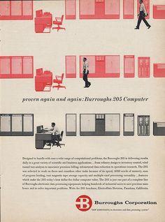 Burroughs Corporation Advert - Campbell-Ewald Company