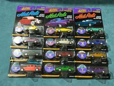 Johnny Lightning Lot of 12 Hot Rods Limited Edition of 20 000 Cars | eBay