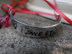 Cupcake's Are Sweet bracelet   Ready to ship by patsdesign on Etsy, $5.00