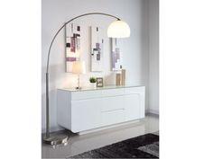Élégant et design, ce lampadaire COMÈTE donnera une nouvelle dimension à une pièce !