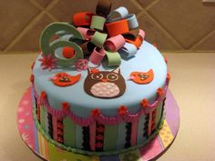 Adult Birthday Cakes, 2nd Birthday, Hippie Cake, Cupcake Cakes, Cupcakes, Shimmy Shimmy, Hippie Chick, Baby Shower Cakes, Themed Cakes