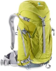 Find a pack you love online? Swing into an REI store to ensure a great fit. Pictured here: women's Deuter ACT Trail 20 SL Pack