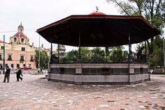Kiosco de la Alameda Central, Ciudad de México